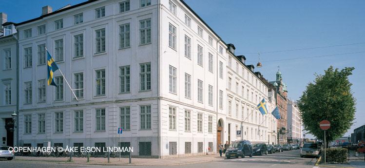 Besøg på den Svenske Ambassade i København | Oresundsadvokater